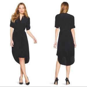 NEW White House Black Market flowy shirt dress